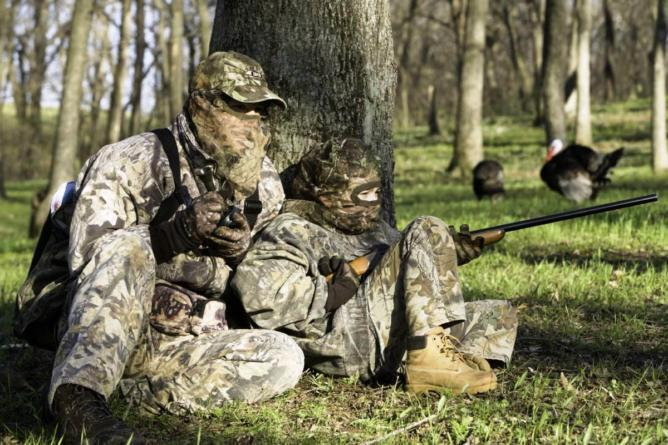 Encouraging Turkey Hunters To Think Safety While Hunting This Spring
