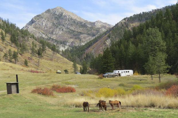 New Camping Rules At Beartooth WMA