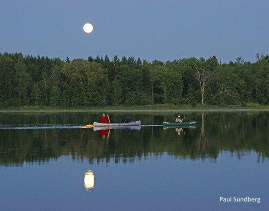 Park Highlight: Minnesota's Moose Lake State Park