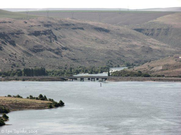 Columbia River at Deschutes River Mouth Closes To All Fishing Beginning Aug. 9