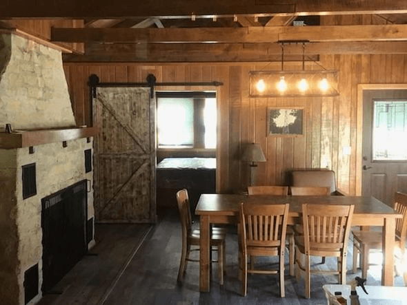 New Cabin At Yellow River State Forest For Overnight Guests
